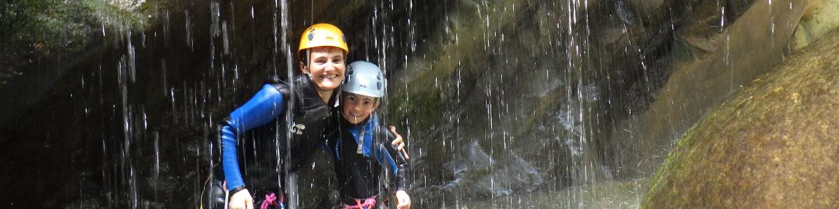 canyoning au furon grenoble