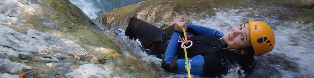 canyon des moules marinieres grenoble bourg oisan