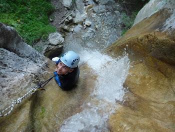 canyon du mouna