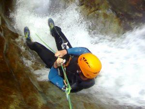 canyoning au ecouges grenoble valence